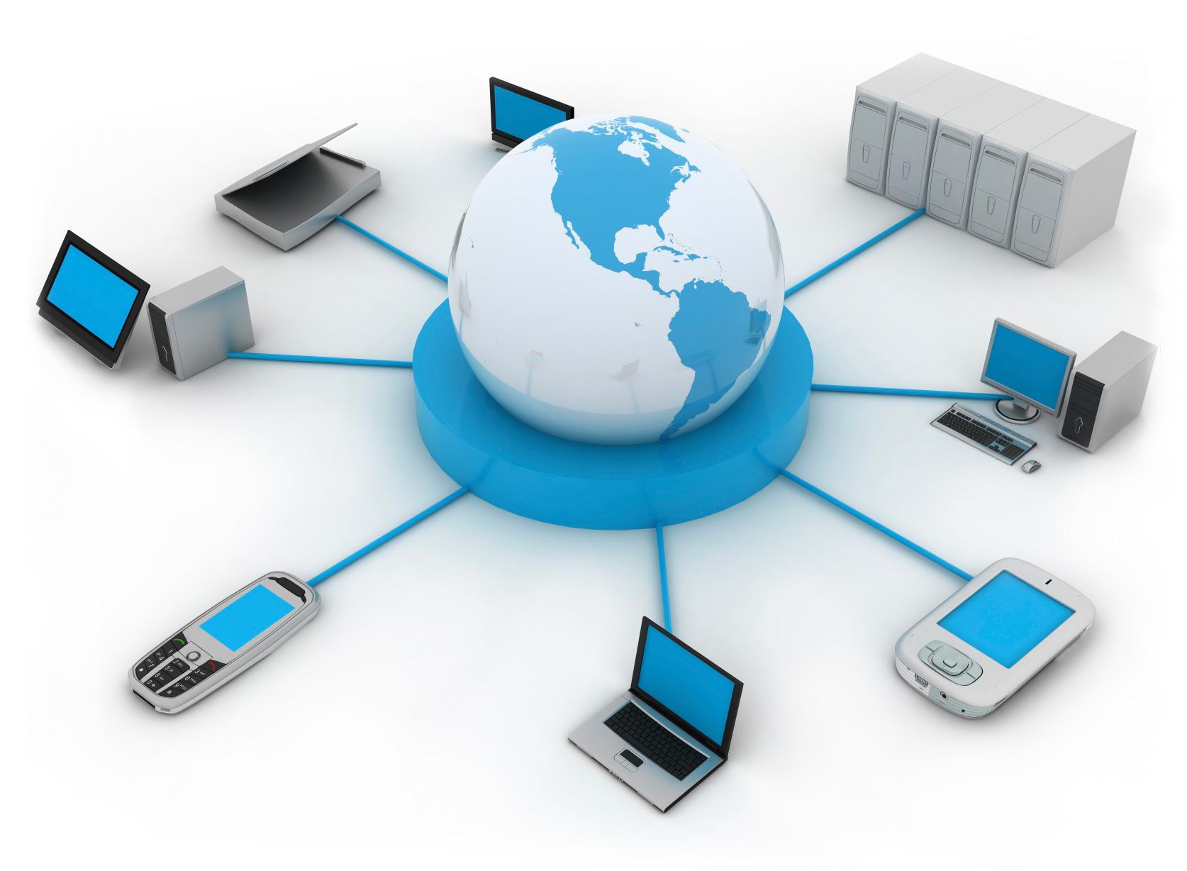 تمديد شبكات الانترنت و الكمبيوتر